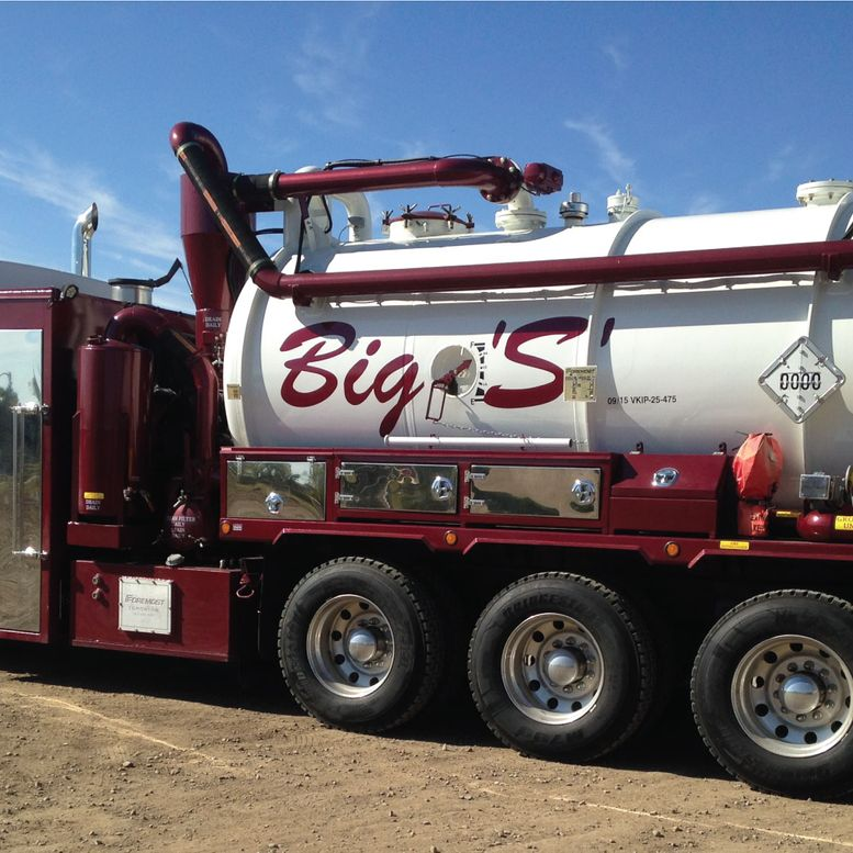 Big S heavy-duty equipment
